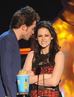 Kristen Stewart and Robert Pattinson Baby