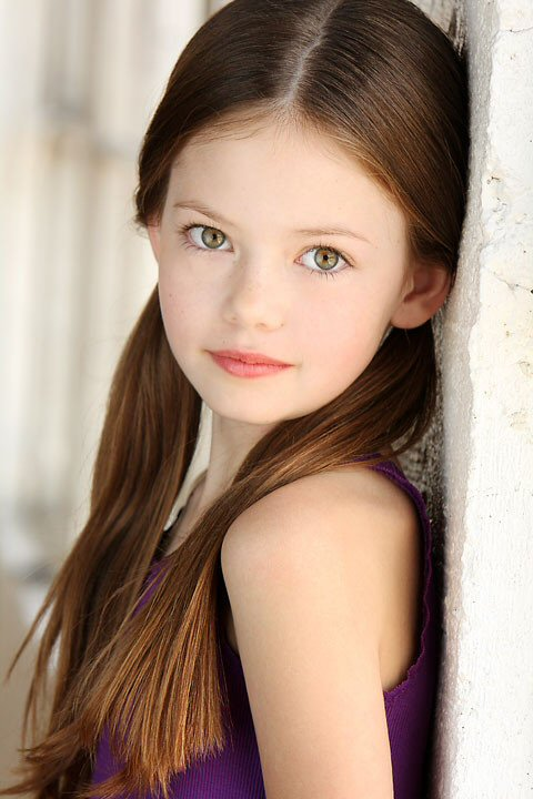 Mackenzie Foy To Play Renesmee in Breaking Dawn?