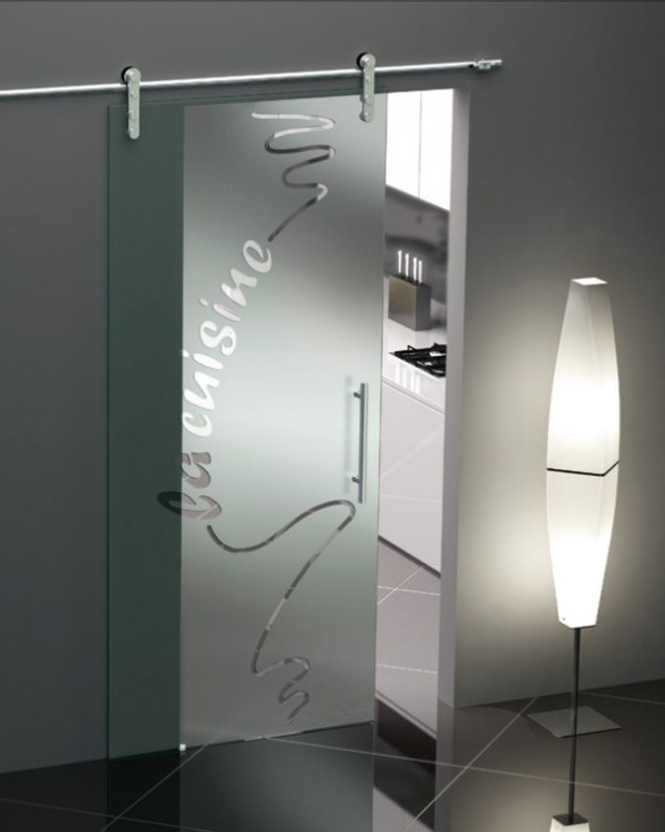 Suite decoraci n - Puertas deslizantes de cristal ...
