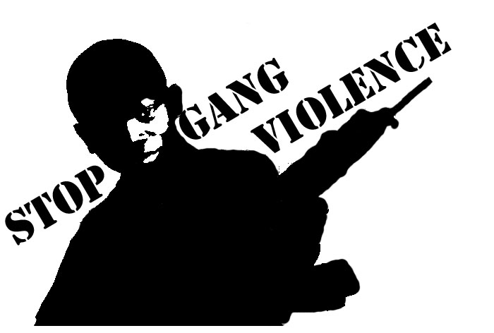 how to stop gang violence The time is approximately 1:30am neighbors are awakened to the sounds of gun shots fired, cars shirking, and death soon after, sirens ring out, there is yellow.