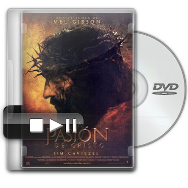 La Pasion de Cristo DVDR Menú Latino