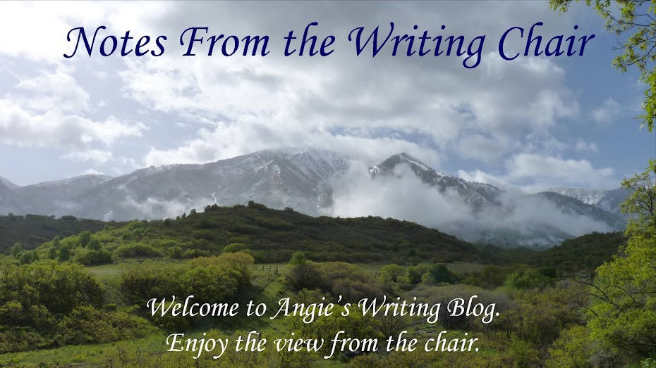 Notes From the Writing Chair