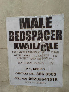male bedspacer