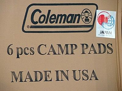 camp pads