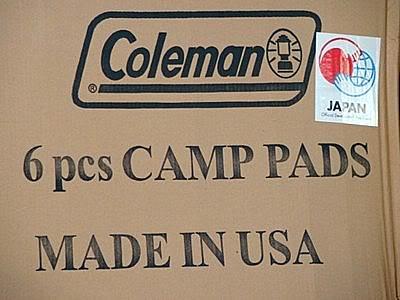 camp pads