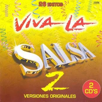 V.A – Viva La Salsa Vol. 2 (Versiones Originales)