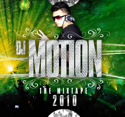 DJ Motion – The Mixtape (2010)