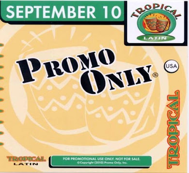 VA – Promo Only Tropical Latin September (2010)