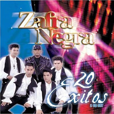 Zafra Negra – 20 Exitos (2002) [2 CD's]