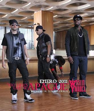 """Wisin & Yandel – Los Vaqueros 2 """"El Regreso"""" (Cover & Tracklist Oficial)(Enero 25"""