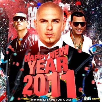"""Hasta Abajo 11"""" Happy New Year (2010)"""