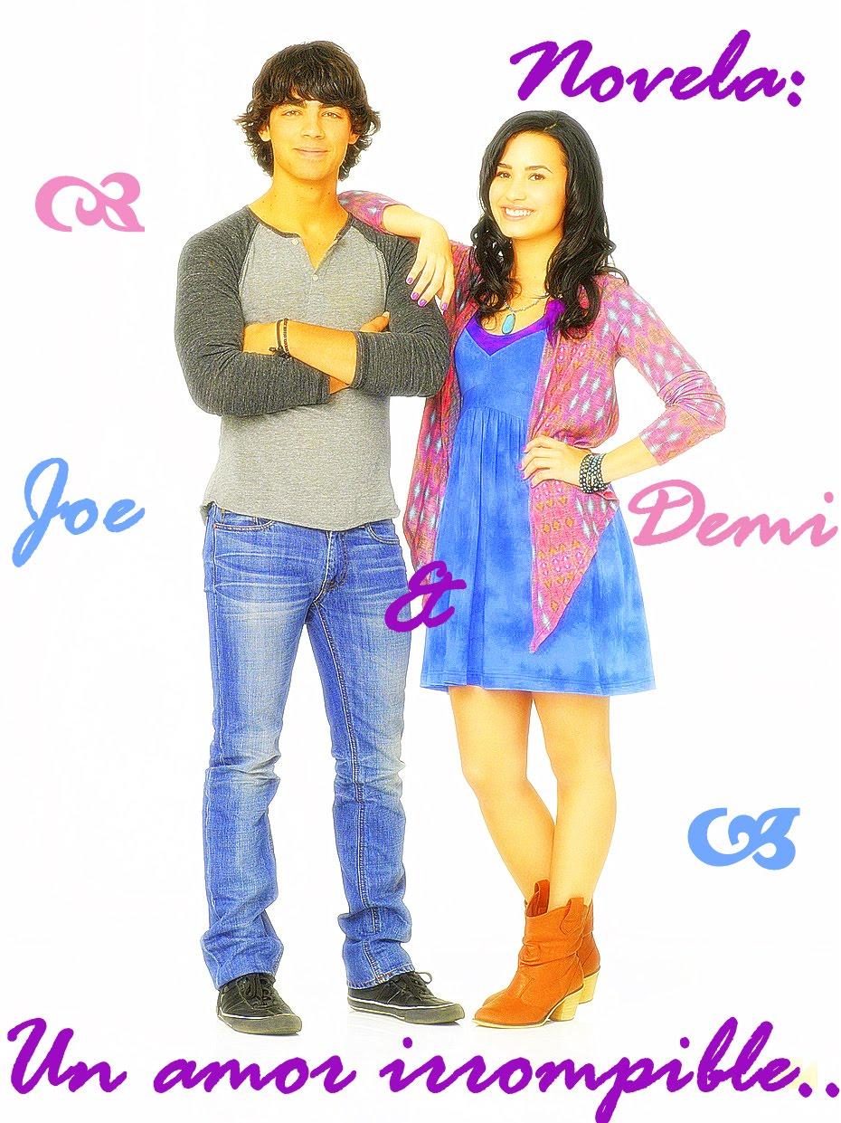 """Novela: """"Joe & Demi: Un amor irrompible"""""""