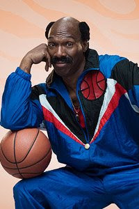 One Man Weave: Charlie Murphy - Get your basketball on