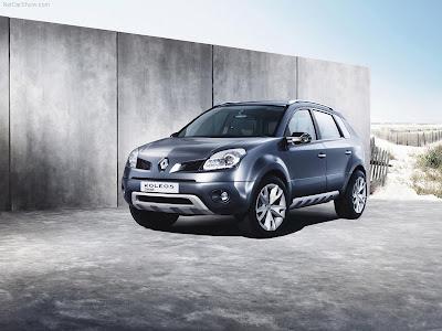 Renault Koleos Concept Resimleri