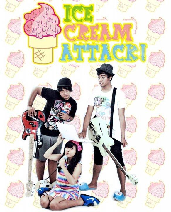 Lirik Lagu Ice Cream Attack! - Romansa Aphrodite