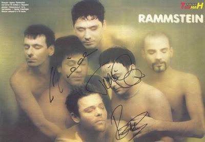 Famous signatures