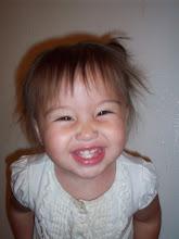 My cute sister Kyla