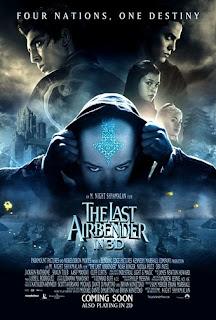 AvatarTheLastAirbenderMoviePoster - Movie Fail: Las peores peliculas de este año.