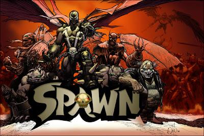 spawn - Todd McFarlane quiere una pelicula de bajo presupuesto de Spawn.