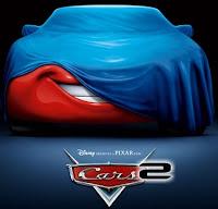 cars2 - Este nuevo carro de Cars 2 tiene cara de Yakuza!