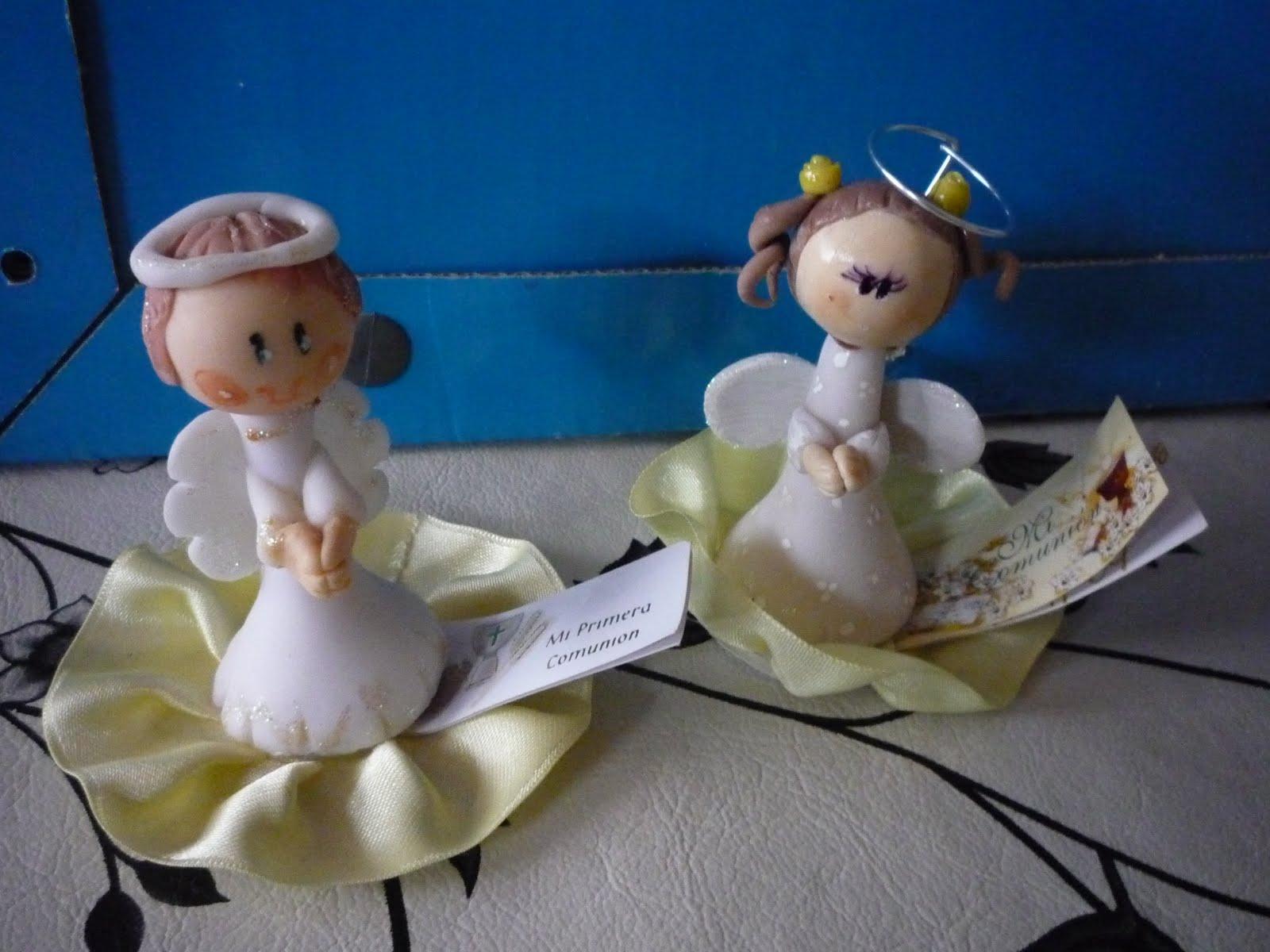 Souvenirs En Porcelana Fria   Especial Para  Union O Bautismo