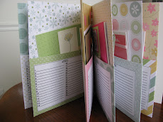 Another inside look at the Card Organizer