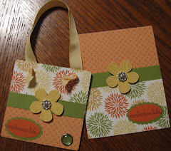Haiku hanger & card