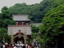 Tsurugaoka Gate & Shrine