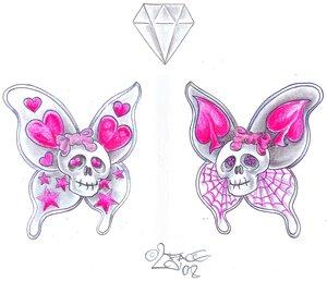 FantÁstico Mundo Da Pri ♥ Tatuagem Caveira Skull Tattoo Picture
