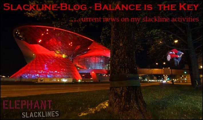 Slackline Blog - Bernd Hassmann