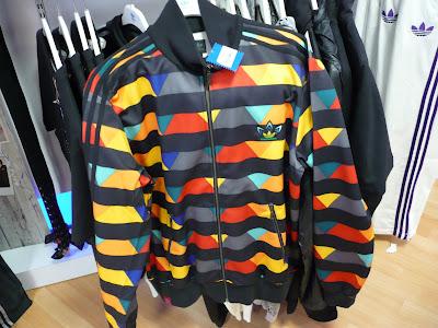 adidas veste multicolore