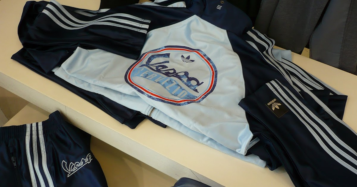 acheter et vendre authentique adidas veste vespa baskets