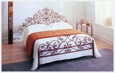 Ideas en hierro forjado camas en hierro forjado - Camas de hierro antiguas ...