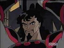 Hades : Liga de La Justicia