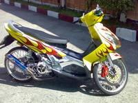 Modif Yamaha Nouvo