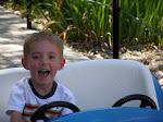Josh at Lagoon
