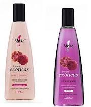 Amostra Gratis Shampoo Yes!