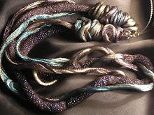 Collares textiles