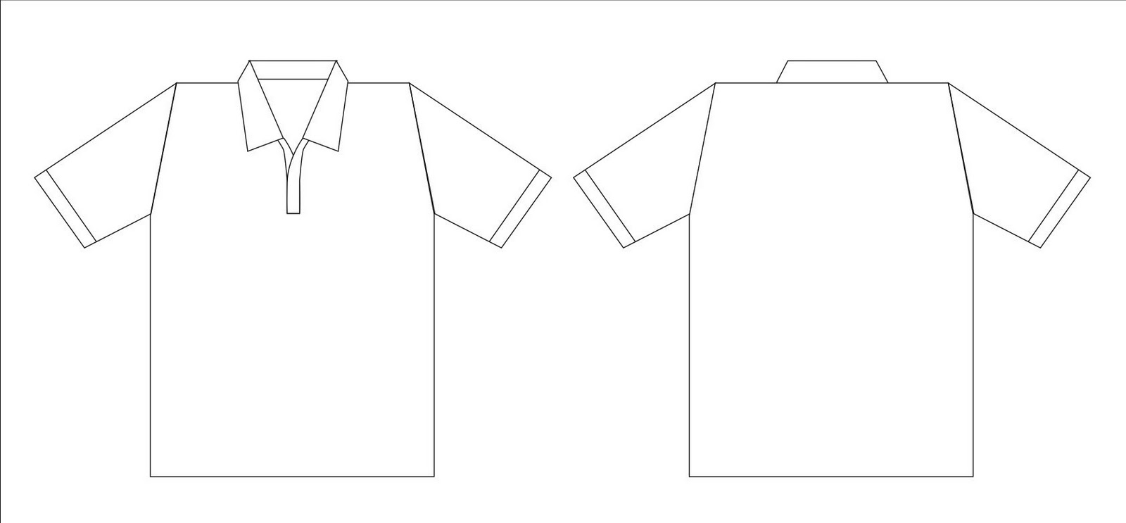 Shirt Design Template