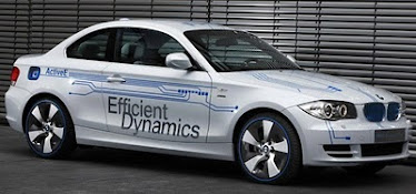 BMW Plug In High Performance EV