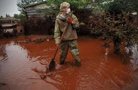 Toxic Red Sludge & Human At Risk