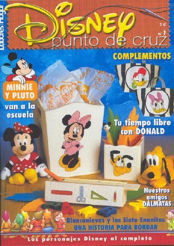 Labores del Hogar Disney nº01