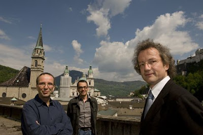 Jossi Wieler, Sergio Morabito and Franz Welser-Möst - Photo © Luigi Caputo