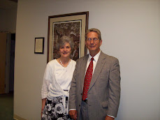 Pastor David Baughan & Wife