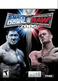 free WWE SMACKDOWN VS RAW 2008 game download