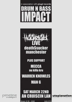 DnB Impact Poster