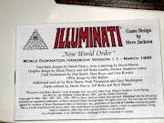 juego de catas illuminati CREADAS EL 1995