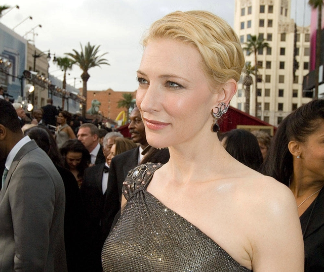 Cate Blanchett Earrings