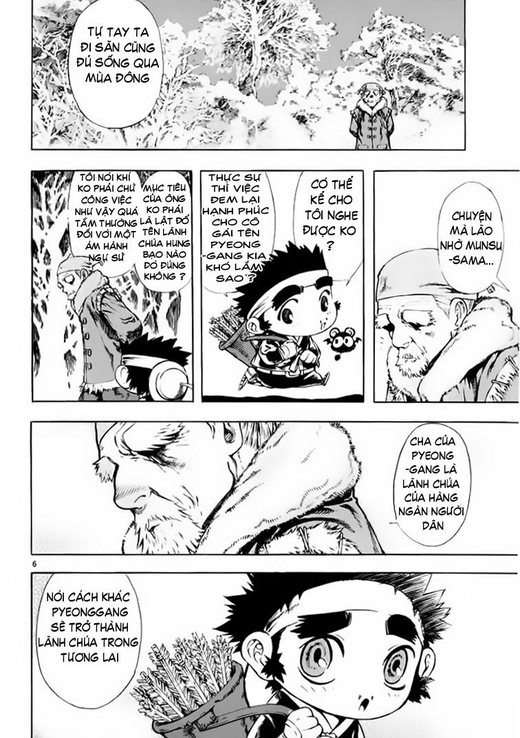 Ám Hành Ngự Sử - Chapter 29 - Pic 6