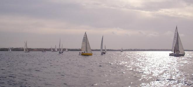 Regatas de Crucero en Ciutadella